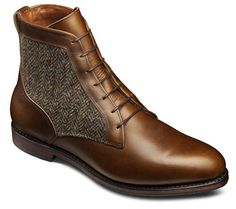 The Shaker Heights Dress boot was named by Allen Edmonds CEO and President Paul Grangaard who names all of the styles. He says that he connected this boot with the historic suburb of one of America's great cities. (Courtesy of Allen Edmonds)