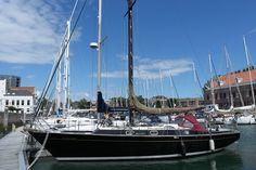 Morgan 382 - zeilboot - zeilen - esailing.nl - jachtmakelaar