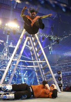 Jeff Hardy Ladder