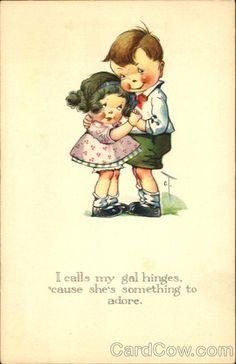 Boy & Girl Charles Twelvetrees Children
