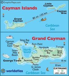 Cayman Islands/Grand Cayman great island...would love to go back