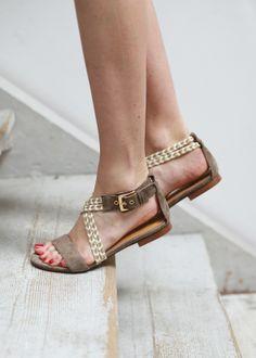 931d411360f940  Sézane - Sandales Côme. Manon Beaujean · Shoes