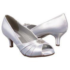 Dyeables  Women's Kristin Peeptoe Pump at Famous Footwear