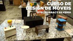 ETEC Guaracy Silveira | Curso Design de Móveis (Gratuito) - Elias Leão