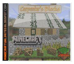 Minecraft Unlimited Mods: Descargar Carpenter's Blocks Mod para Minecraft [1...