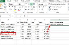I have always believed that Excel is one of the most powerful software tools out there. It's not just the fact that it's spreadsheet software.