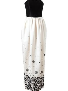 Jason Wu Embellished Gown