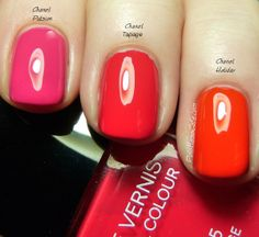 33 Best Shades of Red Chanel Nail Polish images in 2014 | Chanel ...