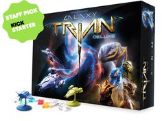 Galaxy of Trian by CREATIVEMAKER LLC — Kickstarter