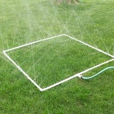 Photo: How to build a pvc sprinkler for a vegetable garden ~ :) <3  myhomespunthreads.blogspot.com.au