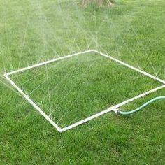 Photo: How to build a pvc sprinkler for a vegetable garden ~ :) <3 myhomespunthreads.blogspot.com.au