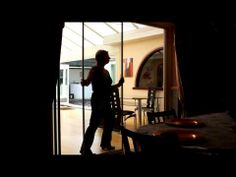 We filmed and produced this video: Slide-and-Turn Retractable Glass Doors from SunSeeker Doors UK