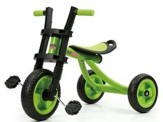 High Bounce Extra Tall Tricycle Review - http://www.mommytodaymagazine.com/toys/high-bounce-extra-tall-tricycle-review/