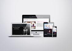 Web Design Fitness Time