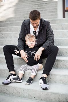 Like Father Like Son   Hello His