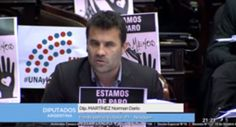Piedra OnLine: INTERVENCION DEL DIPUTADO MARTINEZ - SESION MIERCO...