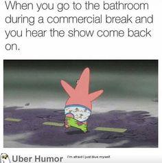 Oh shit, gotta go.. #funny #lol pic.twitter.com/p1zBy94VZX http://ibeebz.com