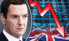 BRITAIN's debt sky-rocketed to TRILLION, as George Osborne officially broke another of his OWN economy borrowing rules, figures revealed today. New Technology, Debt, The Borrowers, Britain, Finance, Sky, Blog, Heaven, Heavens