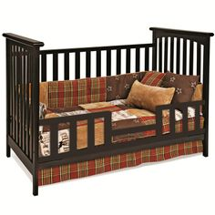 Monterey Traditional Crib