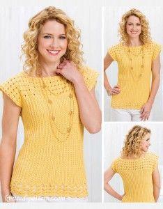 Top crochet pattern
