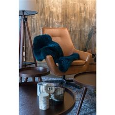 Don is de aanspreektitel voor adellijke of aanzienlijke figuren. Wij begrijpen dan ook meteen waarom deze Dutchbone Fauteuil zo is genoemd! Deze stoel heeft aanzien! Met zijn dandy looks en heerlijke zitcomfort is dit een aanwinst voor je woonkamer!