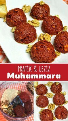 Muhammara - Nefis Yemek Tarifleri - #8325052 Muffin, Beef, Breakfast, Ethnic Recipes, Food, Meat, Morning Coffee, Essen, Muffins