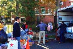 ENC Community Supports Disaster Relief Efforts