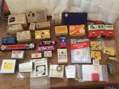 Vintage Lot (34) Magic Tricks & Novelties in Boxes 1950s  | eBay