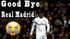 Is Cristiano Ronaldo leaving Real Madrid ? Real Madrid Football, Cristiano Ronaldo, Marketing