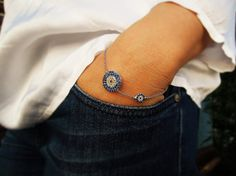Check out this item in my Etsy shop https://www.etsy.com/listing/269216994/evil-eye-bracelet-cubic-zirconia