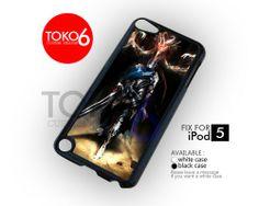 AJ 3868 Dark Souls Artorias - iPod 5 Case   toko6 - Accessories on ArtFire