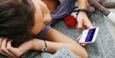 Es gibt nur deinen Weg für dich. Get UP and find it – mit dem UP-System von Jawbone.