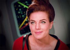 Jadzia Dax - Star Trek: Deep Space Nine. Cool