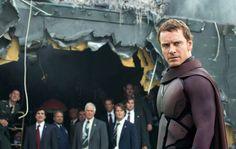 """Fotillo de Magneto en """"X-Men: Días del Futuro Pasado"""""""