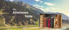 Alteslesen Startbild Bücher