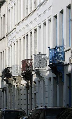 Antwerp balconies #belgium