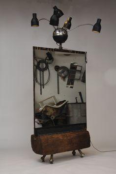 espelho para studio barone