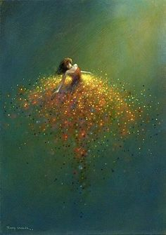 Art Illustration by Jimmy Lawlor. Jimmy Lawlor, Love Art, Painting & Drawing, Dream Painting, Dress Drawing, Amazing Art, Fantasy Art, Fantasy Makeup, Art Drawings