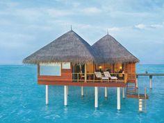 חופשה טרופית יפה: מלונות שווים על חופי הים בצד השני של העולם