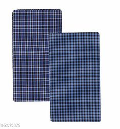 Dhotis, Mundus & Lungis Men's Cotton Lungis (Pack Of 2) Fabric: Cotton Size: 2.25 Mtr Description: It Has 2 Pieces Of Men's Lungis Pattern: Checkered  Sizes Available: Free Size *Proof of Safe Delivery! Click to know on Safety Standards of Delivery Partners- https://ltl.sh/y_nZrAV3  Catalog Rating: ★4.1 (864)  Catalog Name: Trendy Men's Cotton Lungis Combo Vol 4 CatalogID_353285 C66-SC1204 Code: 403-2615079-