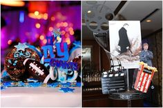 Popular Bar Mitzvah Themes - Sports & Movie Theme - mazelmoments.com