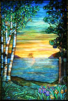 stained glass sky - Google Search