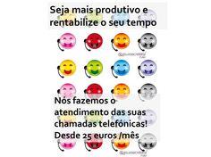 Atendimento telefónico - Secretariado Virtual