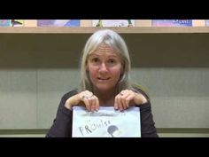Nicola Davies discusses her picture book The Promise - YouTube