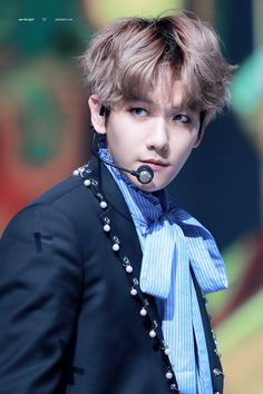 Byun Baekhyun 변백현 || EXO 엑소 || 1992 || 174cm || Vocal || Actor