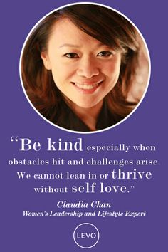 SHESummit founder, Claudia Chan shares her 10 mantras to help you lead your most optimal life.