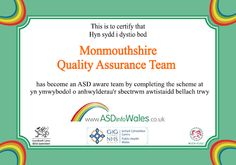Monmouthshire Quality Assurance Team