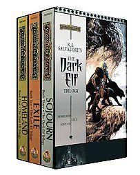 Dark Elf Trilogy