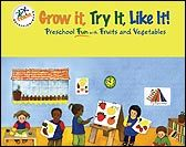 Get your preschoolers interested in nutrition!  This is a fun site that promotes child wellness!
