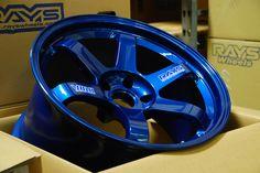 Rays Engineering Volk TE37 Autolifers-Chris Gray